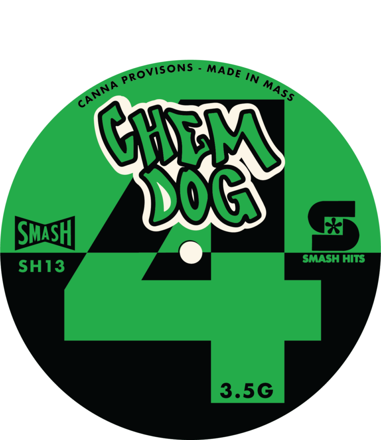 CHEM 4 smash hits chemdog canna provisions