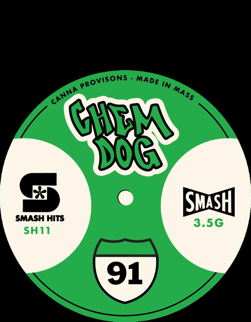 chem 91 chemdog 91 smash hits chemdog canna provisions