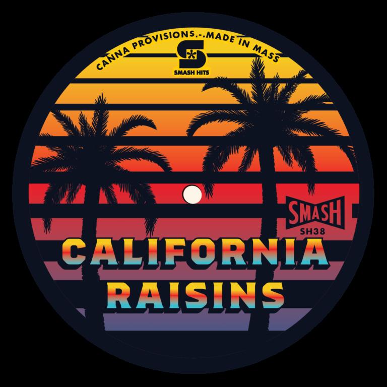 california raisins smash hits chemdog canna provisions
