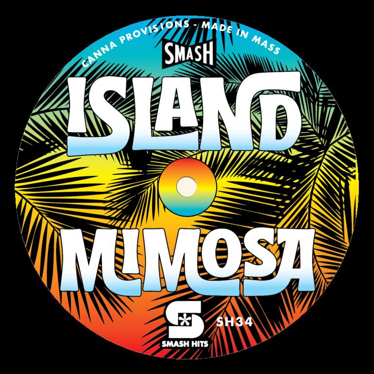 island mimosa smash hits chemdog canna provisions