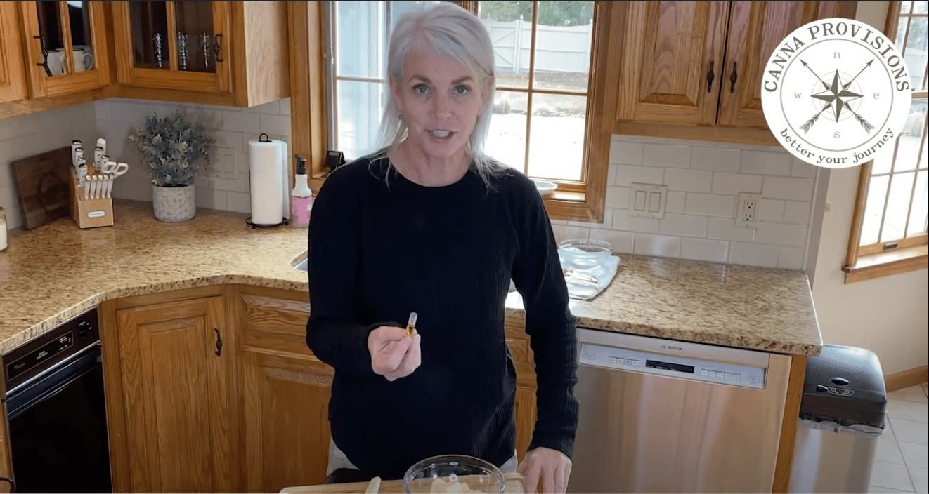diy dose it yourself canna butter canna provisions meg sanders ceo