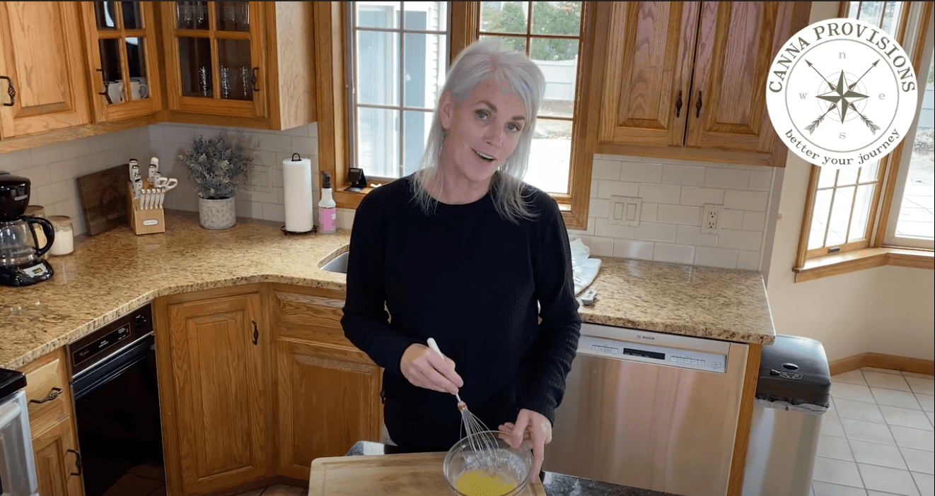 diy dose it yourself canna butter meg sanders ceo cannaprovisions