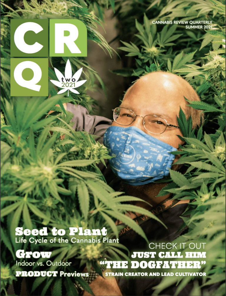 Cannabis Review Quarterly CRQ Masslive The Republican Cultivation Issue