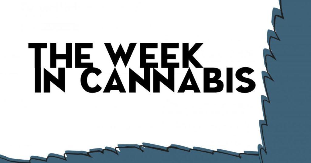 benzinga week in cannabis