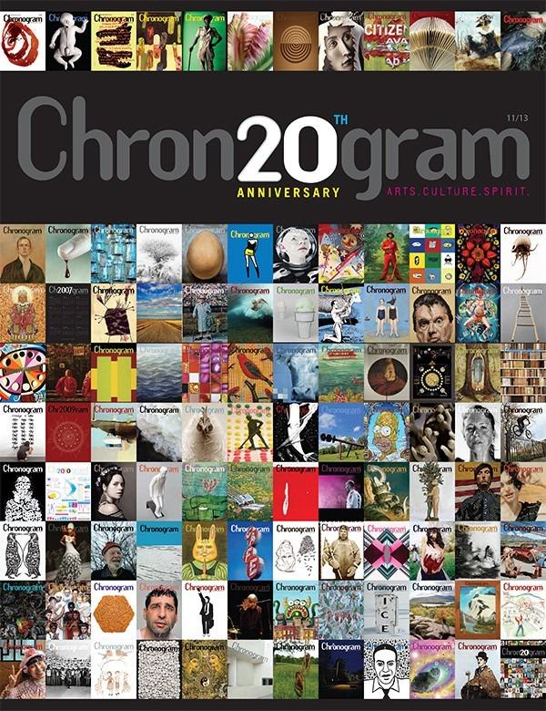 chronogram cover